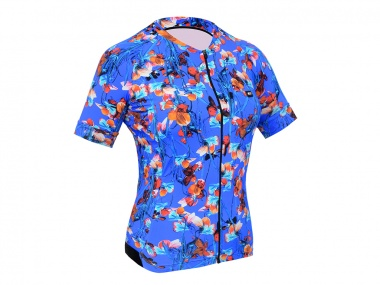 Camisa Marcio May Premium Royal Flower Feminina