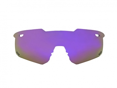 Lente de Óculos HB Shield Evo Road Multi Purple