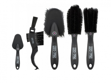 Kit de Limpeza Muc-Off Premium Brush Kit