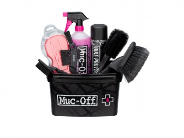 Kit de Limpeza Muc-Off Cleaning Kit 8 em 1
