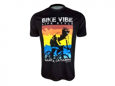 Camisa Barbedo Bike Vibe Santa Catarina