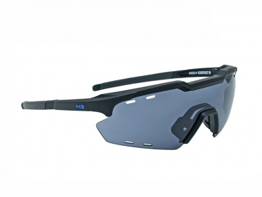 Óculos HB Kit Shield Compact Mountain Gray 3 Lentes
