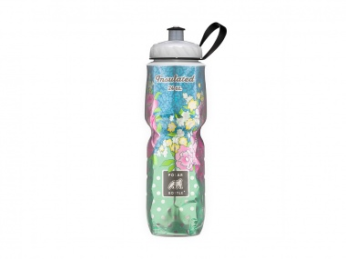 Caramanhola Polar Secret Garden Térmica 710ml