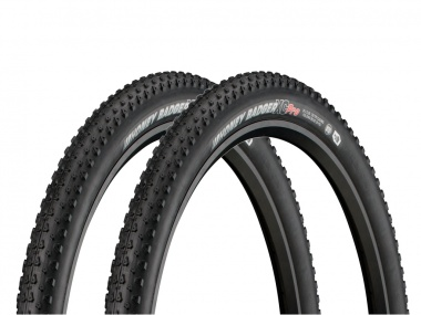 Kit Pneus Kenda Honey Badger XC Pro 29x2.20 Tubeless