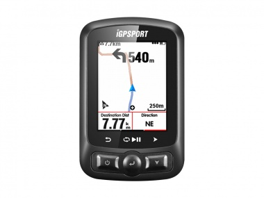 Ciclocomputador com GPS iGPSPORT iGS 618 Bundle