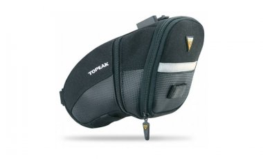 Bolsa de Selim Topeak Aero Wedge Pack Q-Click Medium