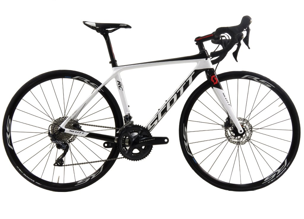 Bicicleta Scott Addict RC 20 Disc Ultegra