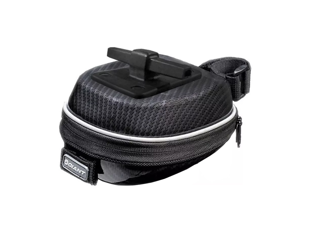 Bolsa de Selim Giant hard Shell Carbon