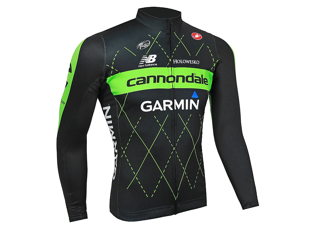 Jaqueta Castelli Cannondale Team Thermal