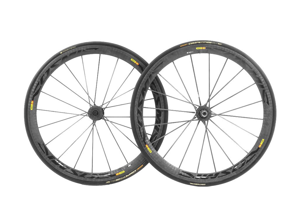 Rodas Mavic Cosmic Ultimate Carbon 1100 gramas