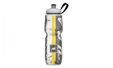 Caramanhola Polar Black Yellow Térmica 710ml