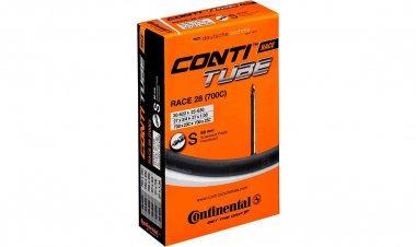 Câmara Continental Race 700x25c 80mm
