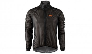 Jaqueta Corta Vento KTM Factory Team Windbreaker