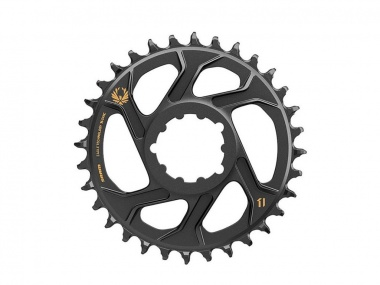 Coroa Sram XX1 Eagle Gold Direct Mount 34T 6mm