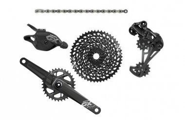 Grupo Sram GX Eagle Boost BB30 12 vel