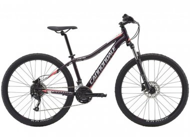 Bicicleta Cannondale Foray 2