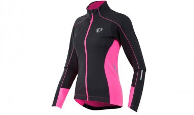 Jaqueta Pearl Izumi Elite Pursuit Soft Shell Feminina