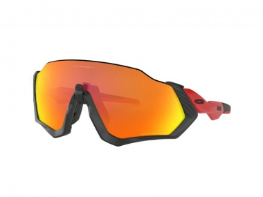 Óculos Oakley Flight Jacket Prizm Ruby Polarized