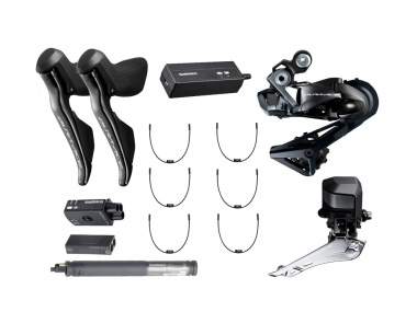 Grupo Shimano Dura Ace R9150 Di2 Kit Upgrade