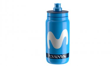 Caramanhola Elite Fly Team Movistar Cannyon 550ml