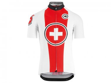Camisa Assos Suisse Fed SS