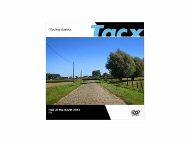 DVD Tacx Paris Roubaix