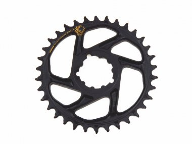 Coroa Sram XX1 Eagle Gold Direct Mount 34T 3mm Boost