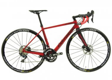 Bicicleta Corratec CCT Team Carbon Ultegra Disc