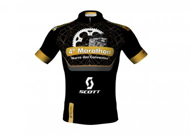 Camisa Bike Point Scott Marathon