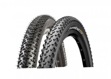 Kit Pneus Continental Cross King + Race King 29x2.2 Tubeless