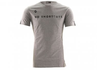 Camiseta Scott No Shortcuts