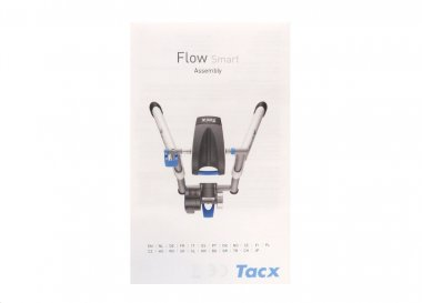 Manual e Guia de Uso para Rolo Tacx Flow Smart