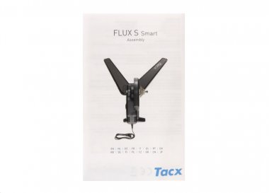 Manual e Guia de Uso para Rolo Tacx Flux S Smart
