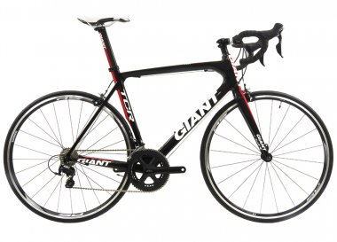 Bicicleta Giant TCR Advanced Carbon 105