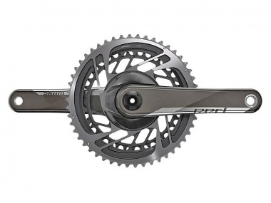Pedivela Sram Red AXS D1 DUB 50-37 Quarq Powermeter 172.5mm
