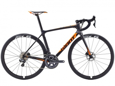 Bicicleta Giant TCR Advanced Pro Disc Ultegra Di2