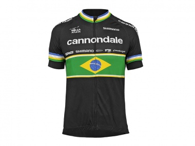 Camisa Cannondale Team Avancini Shimano