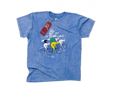 Camiseta Roadall Le Tour