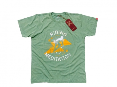 Camiseta Roadall Riding Meditation
