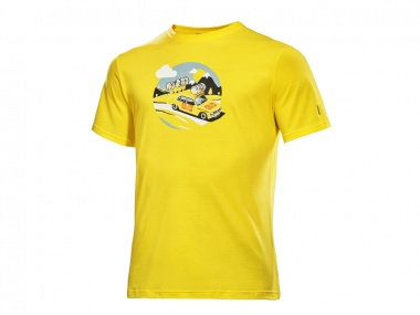 Camiseta Mavic Yellow Car
