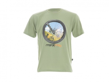 Camiseta Marcio May Wheels MTB