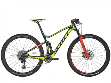 Bicicleta Scott Spark RC 900 World Cup Eagle 12 vel
