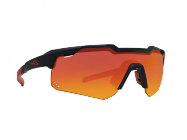 Óculos HB Kit Shield Evo Mountain Multi Red 3 Lentes