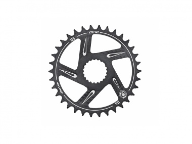Coroa Ictus Direct Mount Shimano XTR XT SLX 34T 3mm