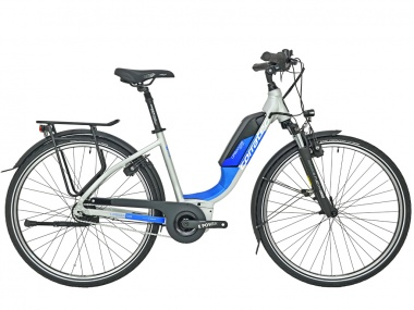 Bicicleta Corratec E-Power Urban 28 AP4 8S Wave