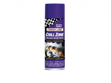 Lubrificante Finish Line Tira Ferrugem Chill Zone 180ml