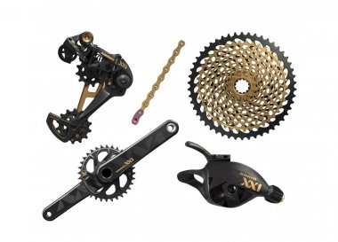 Grupo Sram XX1 Eagle Gold BB30 12 vel